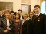Z Prezydentową - Marią Kaczyńską.jpg - miniatura z galerii zdjęć (otwórz zdjęcie w powiększonej wersji)