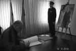 4. Wpis do Księgi Kondolencyjnej - miniatura z galerii zdjęć (otwórz zdjęcie w powiększonej wersji)