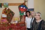 Goście ze Słowacji przy swojej wystawie.jpg - miniatura z galerii zdjęć (otwórz zdjęcie w powiększonej wersji)