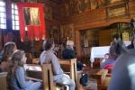 Wnętrze cerkwi - miniatura z galerii zdjęć (otwórz zdjęcie w powiększonej wersji)