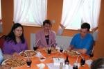 W pizzerii - miniatura z galerii zdjęć (otwórz zdjęcie w powiększonej wersji)