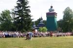 Publiczność zgromadzona podczas pokazu - miniatura z galerii zdjęć (otwórz zdjęcie w powiększonej wersji)