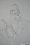 Mariusz Ryznar - Mój Święty - ołówek.jpg - miniatura z galerii zdjęć (otwórz zdjęcie w powiększonej wersji)